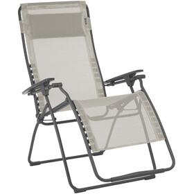 Lafuma Mobilier Futura XL - Siège camping - Batyline beige/gris